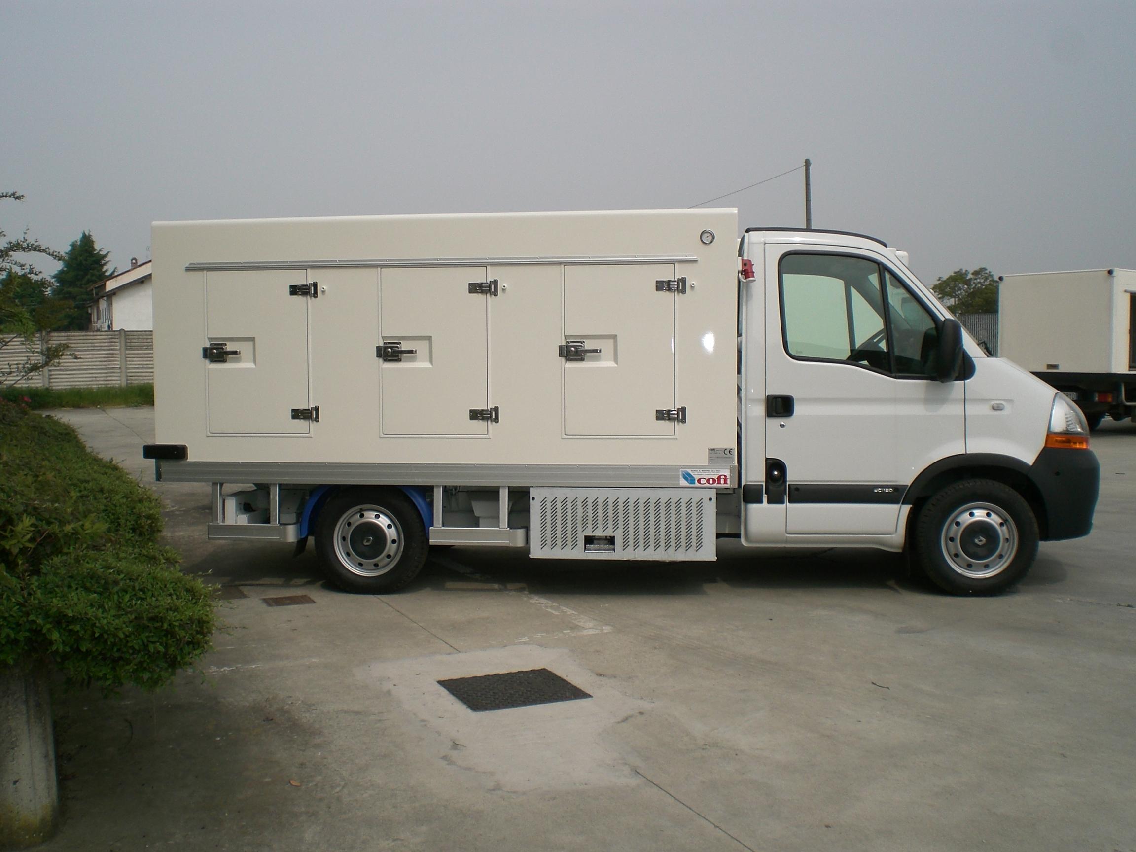camion r frig r renault master. Black Bedroom Furniture Sets. Home Design Ideas