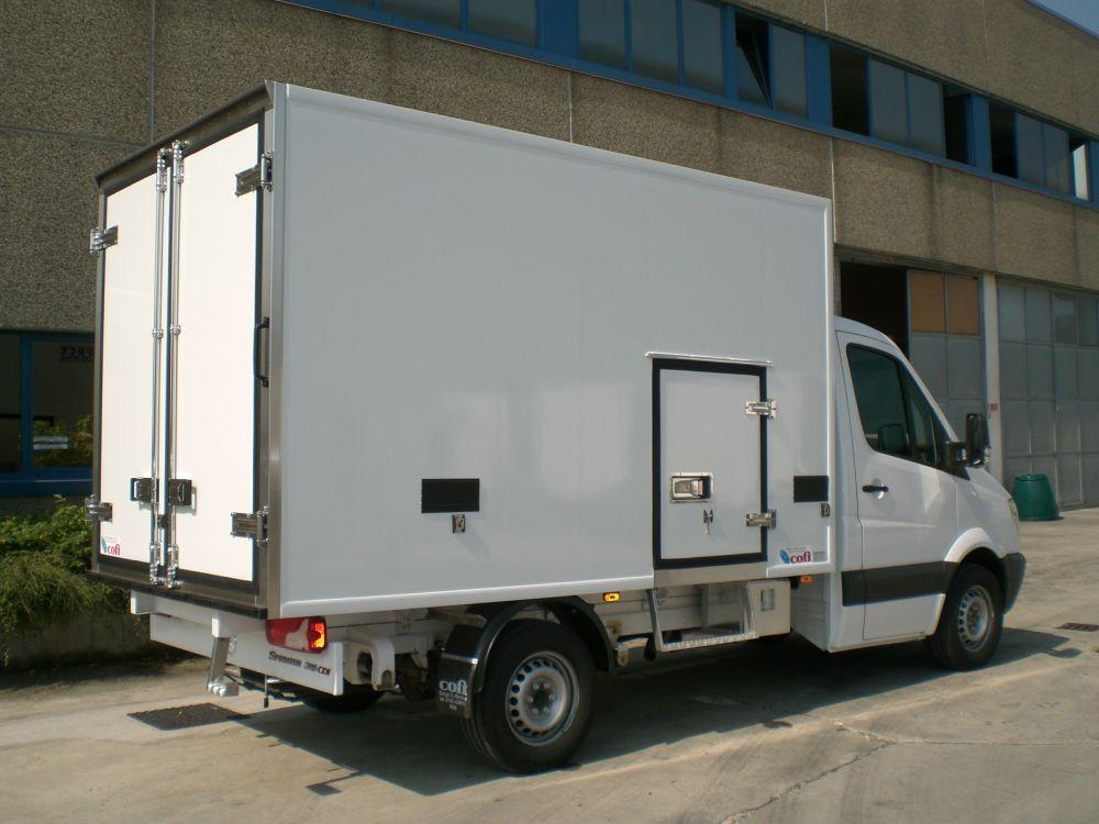 camion r frig r mercedes sprinter. Black Bedroom Furniture Sets. Home Design Ideas